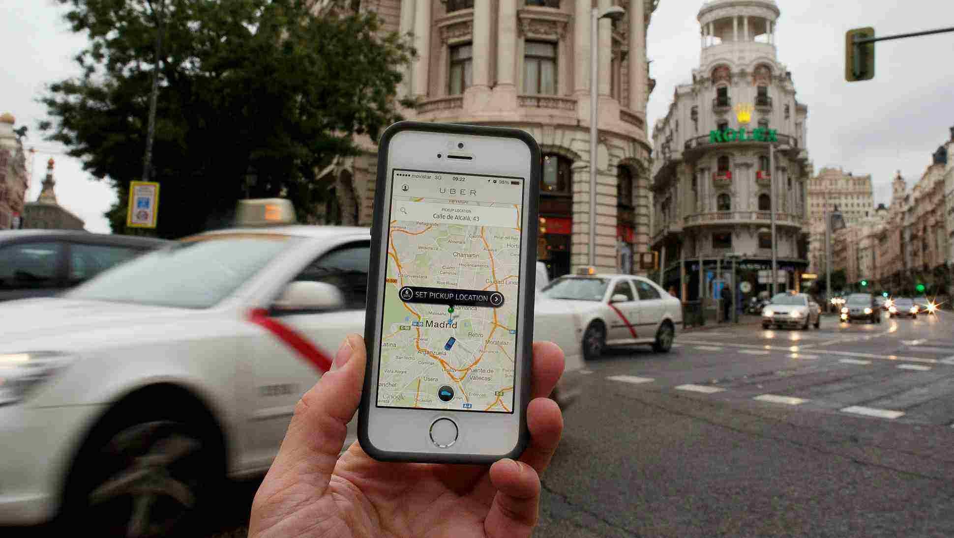 破圈失败的Uber,只是出行市场困境的冰山一角