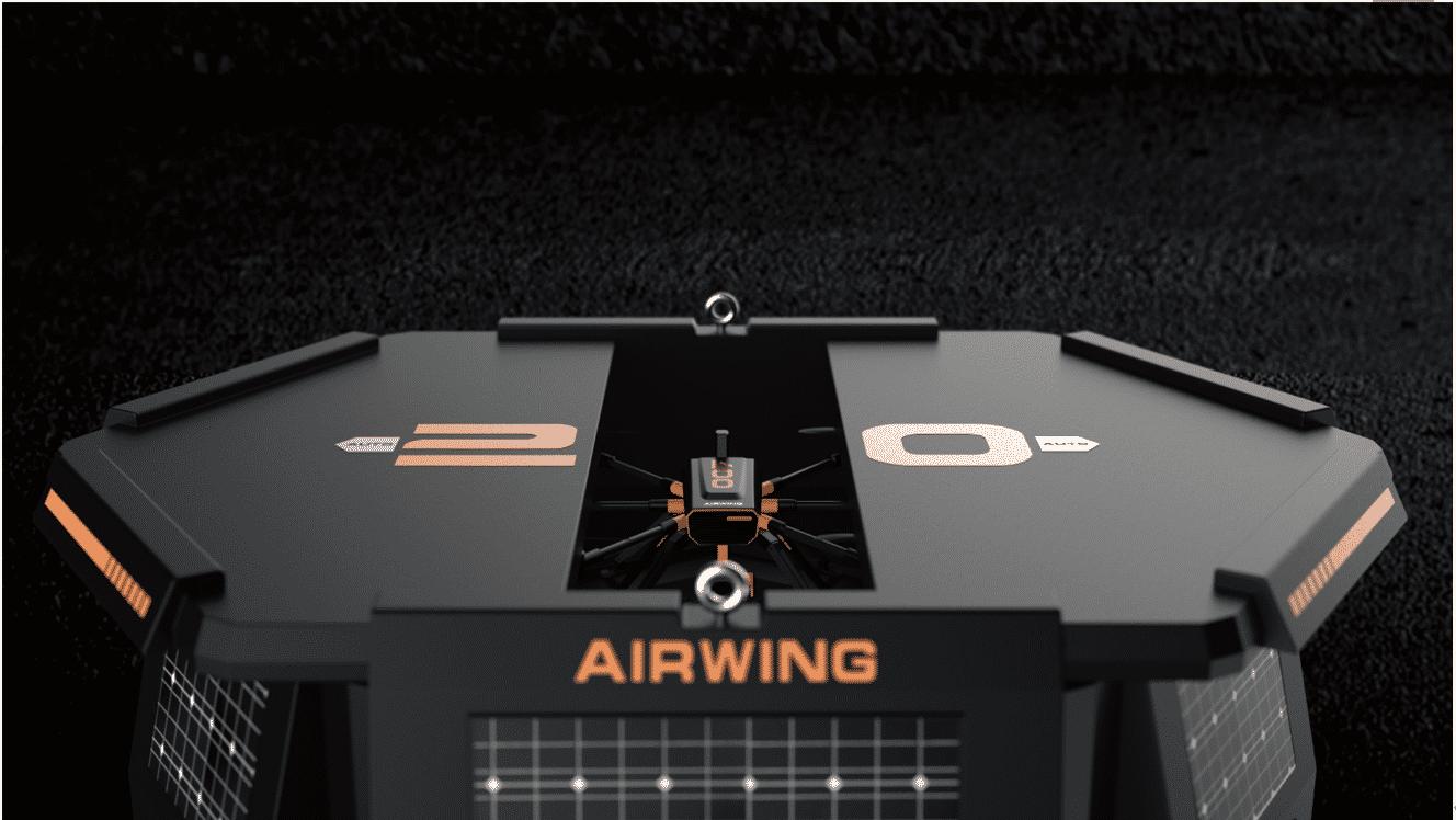 【企服观察】中飞艾维龙巢无人机首飞,电网巡线进入人工智能时代