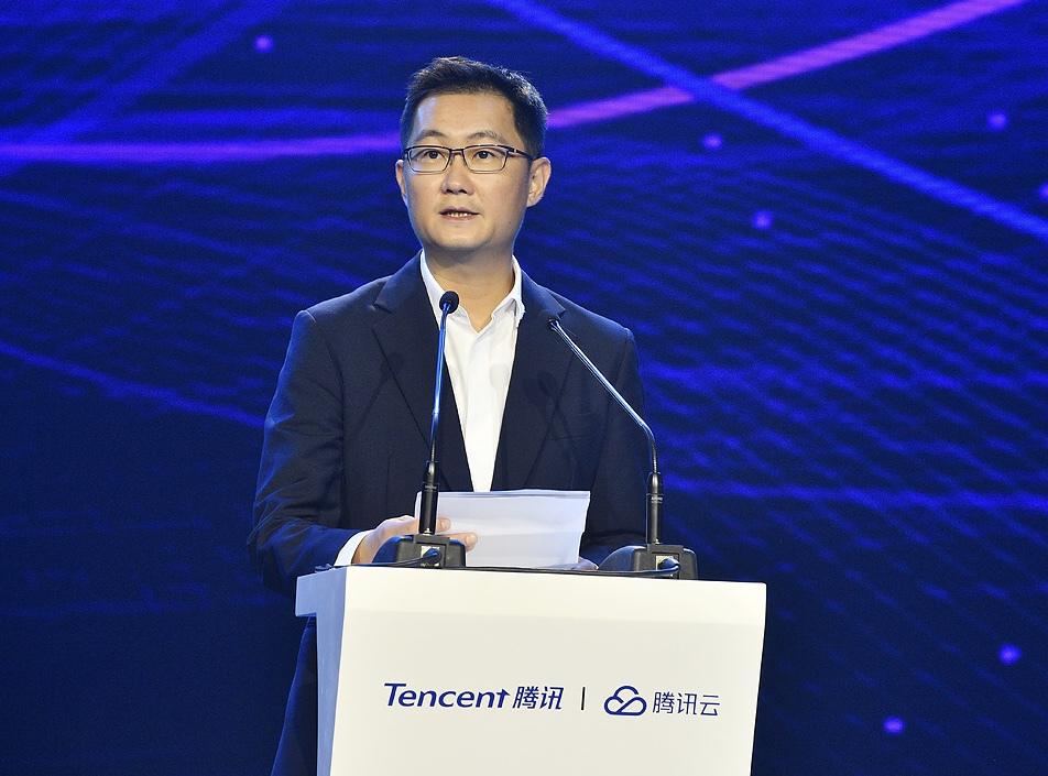 【企服快讯】马化腾:车载微信还在开发,连接还得建「三张网」