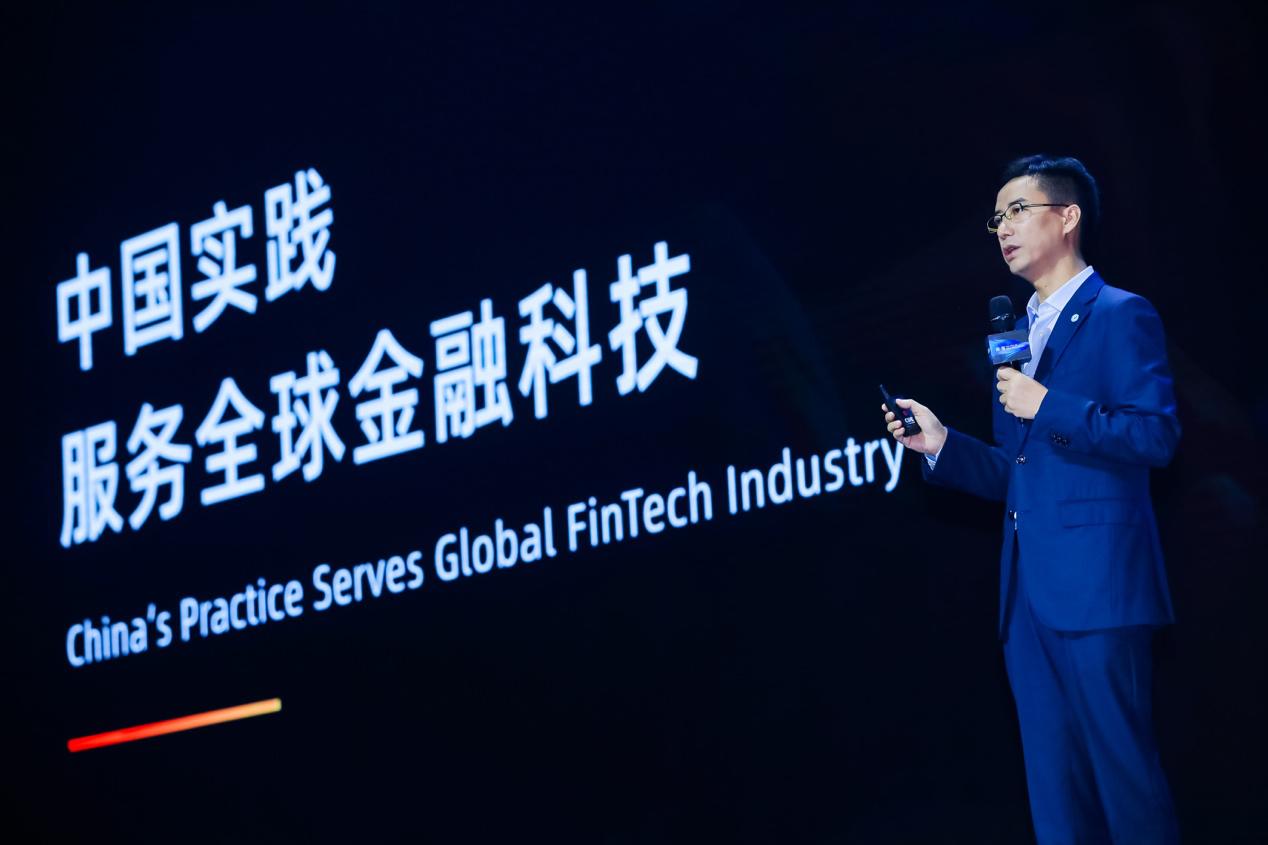 【ToB观察】蚂蚁金服总裁胡晓明:金融科技是数字经济时代的大机会