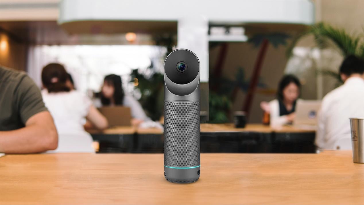 看到科技发布Kandao Meeting Pro 360°视频会议机,打造完美视频会议体验