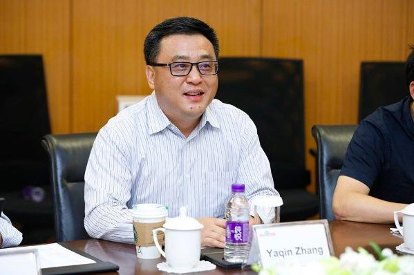 【企服快讯】百度宣布总裁张亚勤将于十月退休