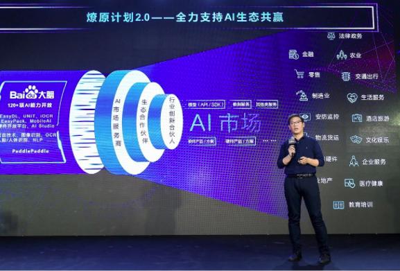【企服快讯】百度大脑发布企业服务解决方案,将AI落地细分市场