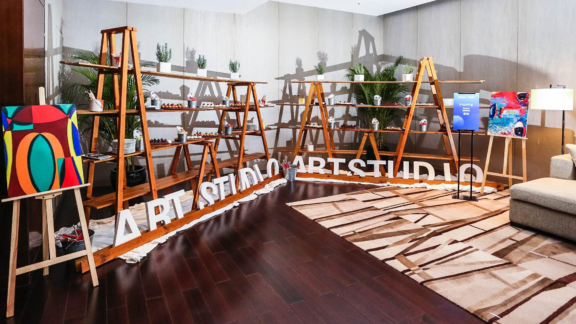 【企服观察】企业活动提供商百场汇与万豪北区合作,立足空间创新打造创意会议平台